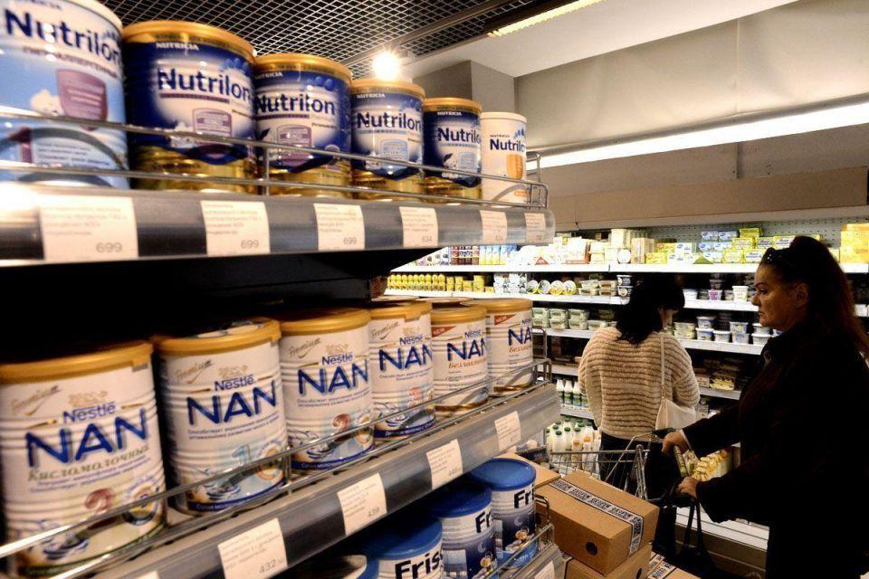 Qatar allows infant milk formula back on shelves