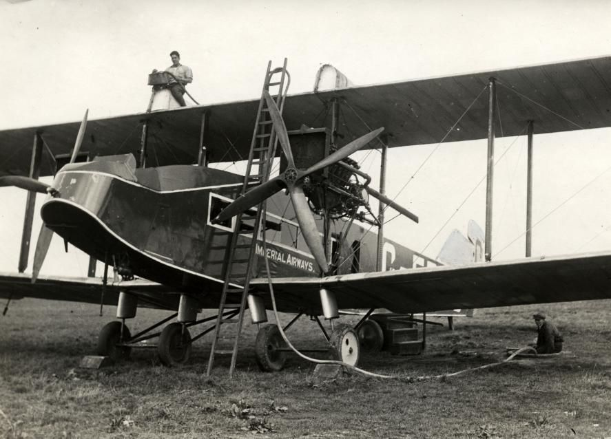 100th anniversary of commercial passenger flights
