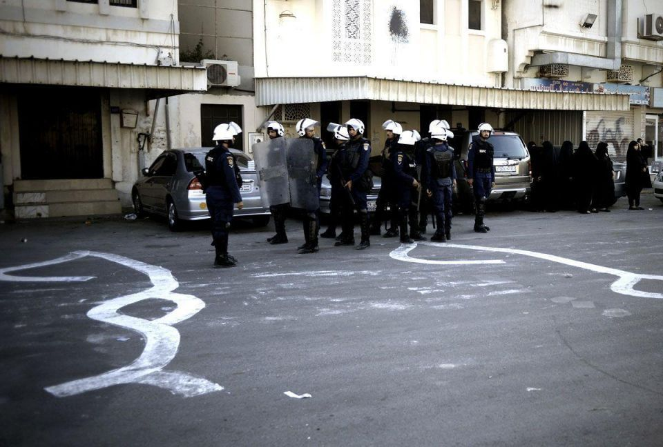 Bahrain hit by unrest on New Year's day