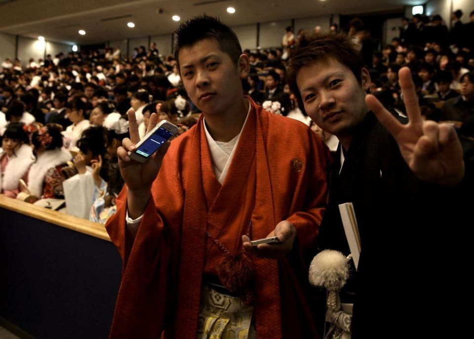 Coming of Age Day celebrated in Japan