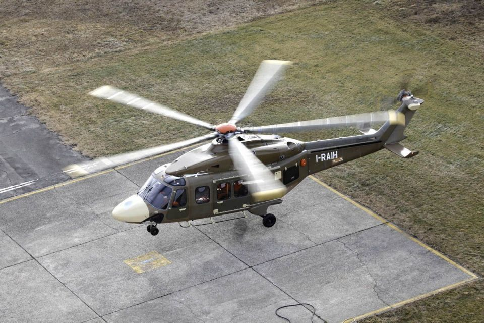 Abu Dhabi sets up new helicopter maintenance firm