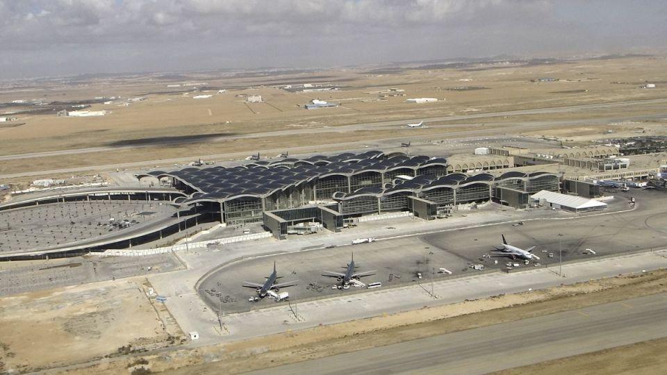 Abu Dhabi-led consortium completes Jordan airport revamp, extension
