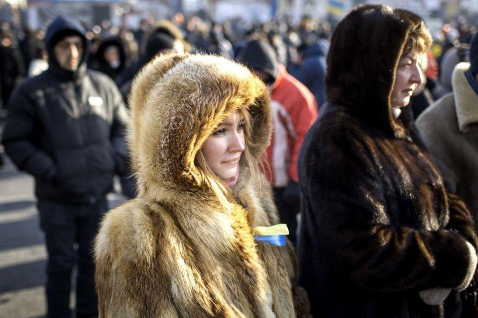 Protests intensify in Kiev