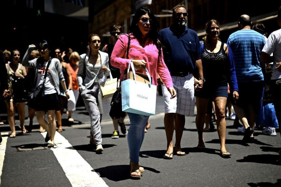 Least confident shoppers in the world