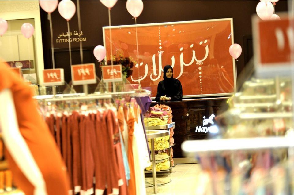 Qatar salesmen banned from working in stores selling female garments