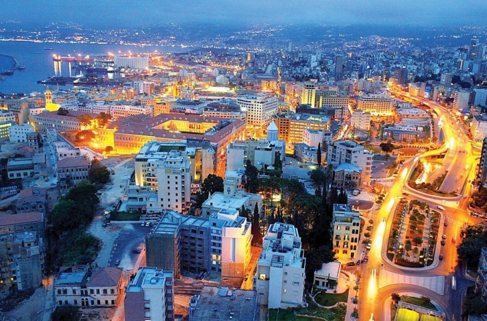 An app solves Lebanon's chaotic address system