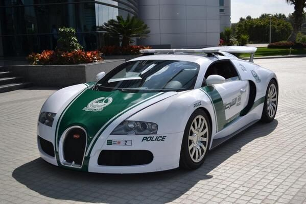 Dubai Police has world's fastest patrol: official
