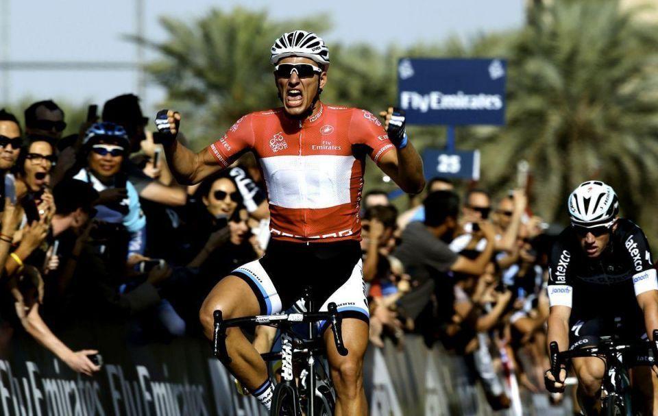 Dubai Tour cycling event comes to a close