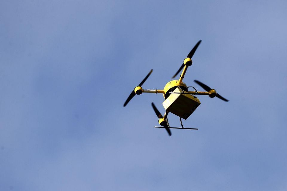 Dubai courier Aramex rules out drone use