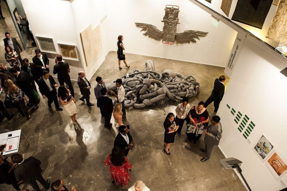 Art Dubai reveals full 2014 fair programme