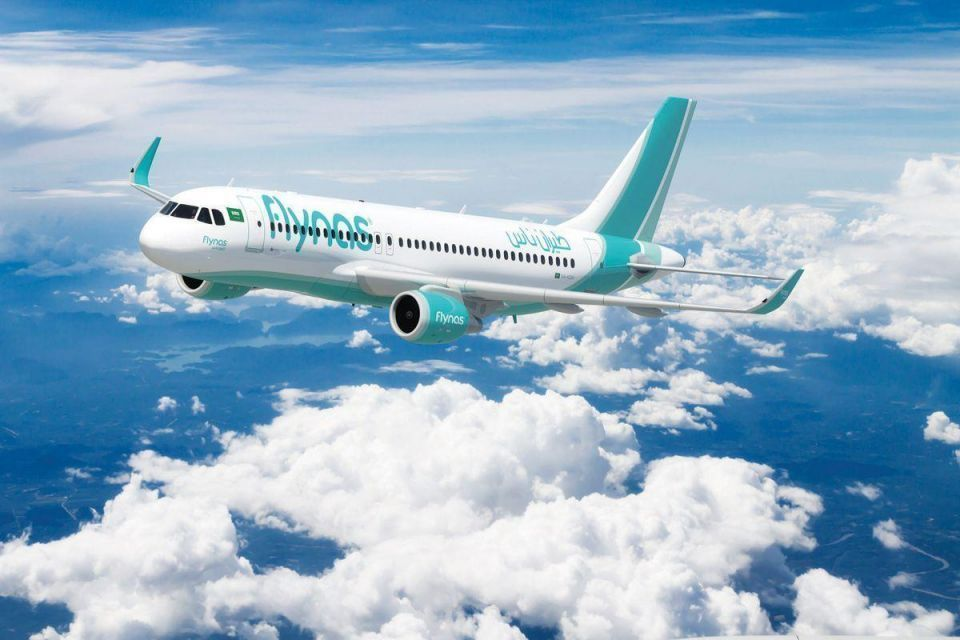 Saudi Arabia's Flynas in talks with Boeing, Airbus for 100 Jets
