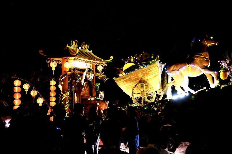 In pictures: Singkawang Lantern Festival