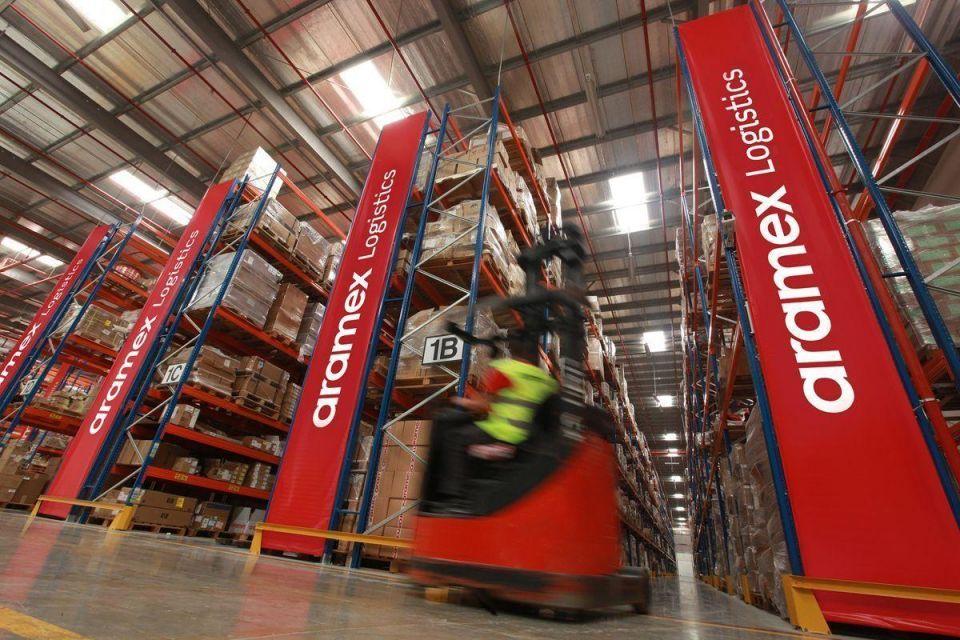 Dubai courier Aramex Q1 net profit rises 10%