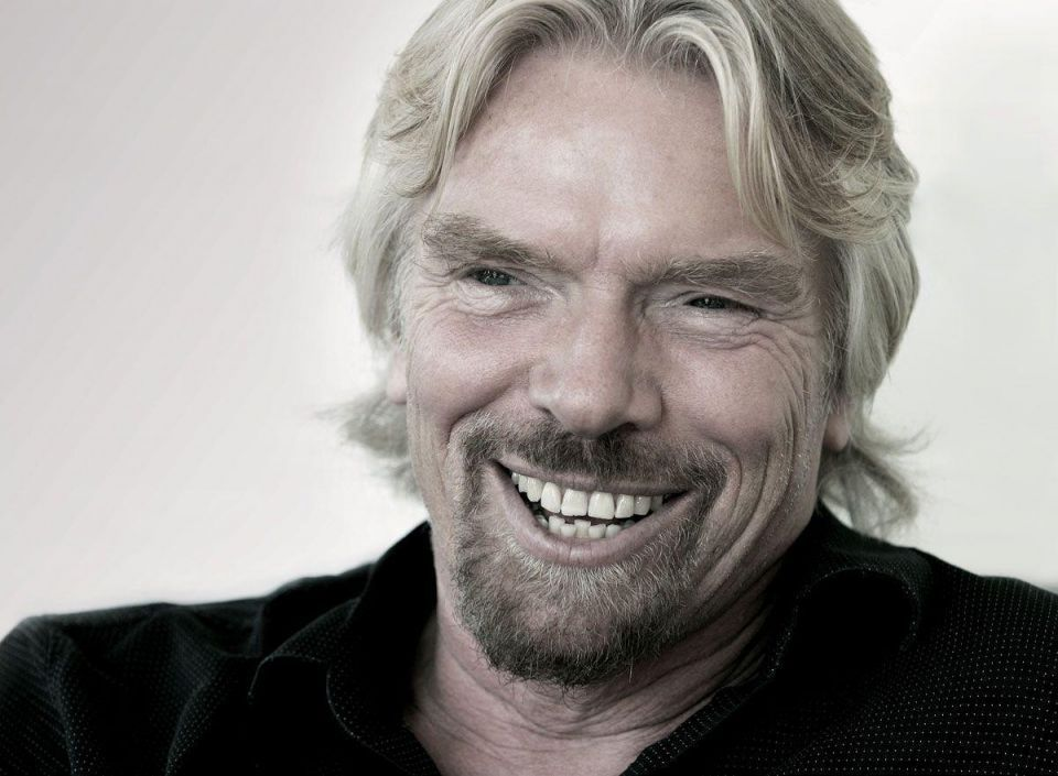 Branson eyes Arab investment for Virgin cruise ships
