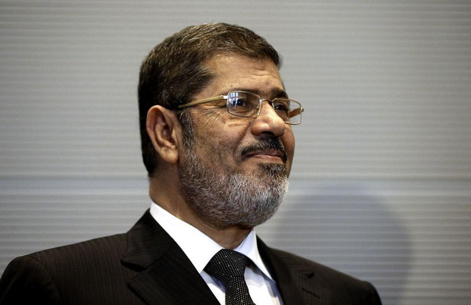 Egypt charges Mursi with passing state secrets to Qatar