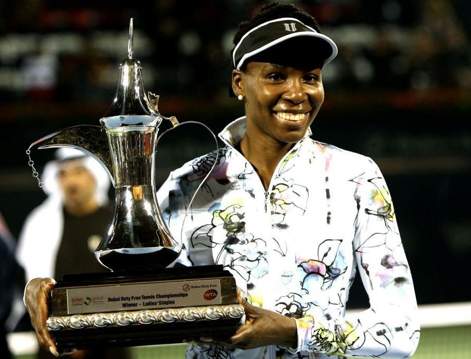 Dubai winner Venus claims first title since 2012