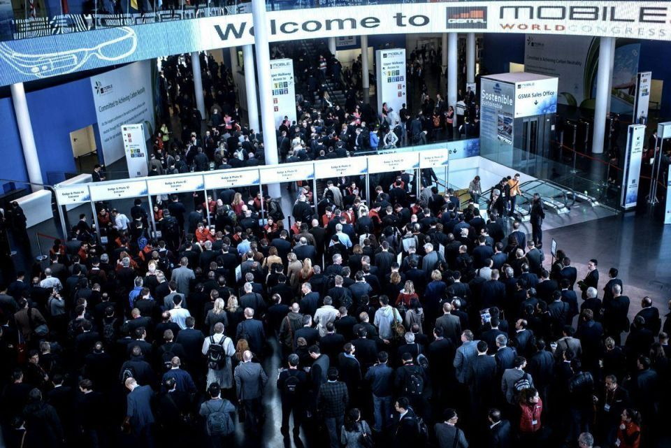 In pictures: Mobile World Congress