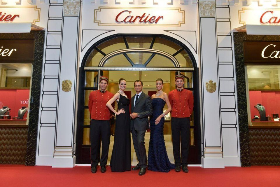 Inside Cartier's 11th Doha Jewellery and Watches Exhibition