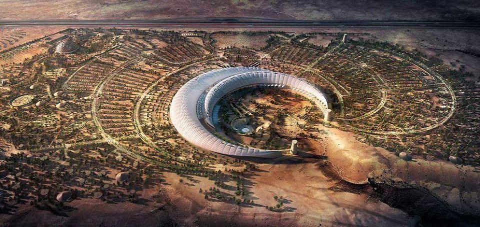 Saudi Arabia to build world's biggest botanical gardens