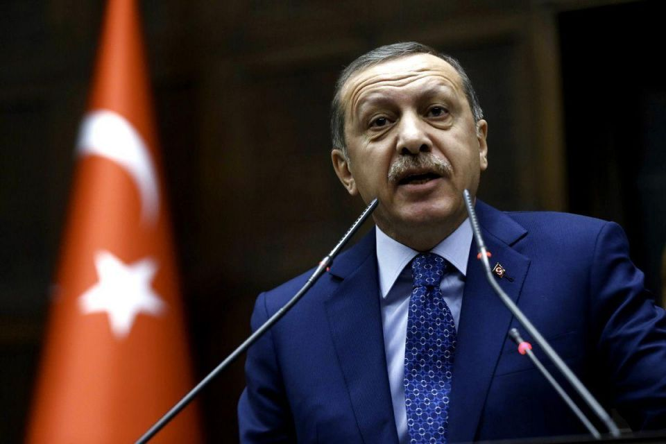 'Muslims discovered the Americas, not Columbus': Turkish president