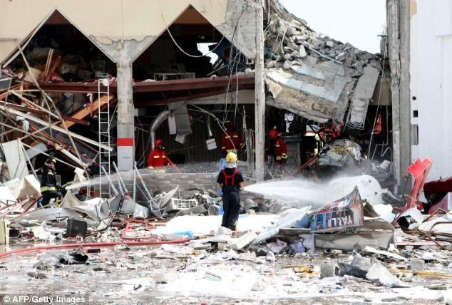 Doha restaurant explosion death toll rises to 12