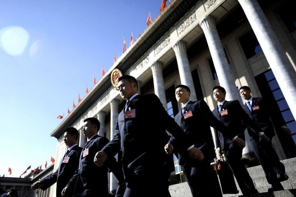 China opens National People's Congress