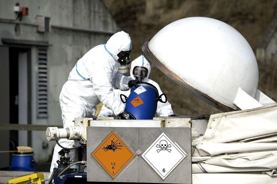 Syria misses self-imposed deadline for destroying chemical arms