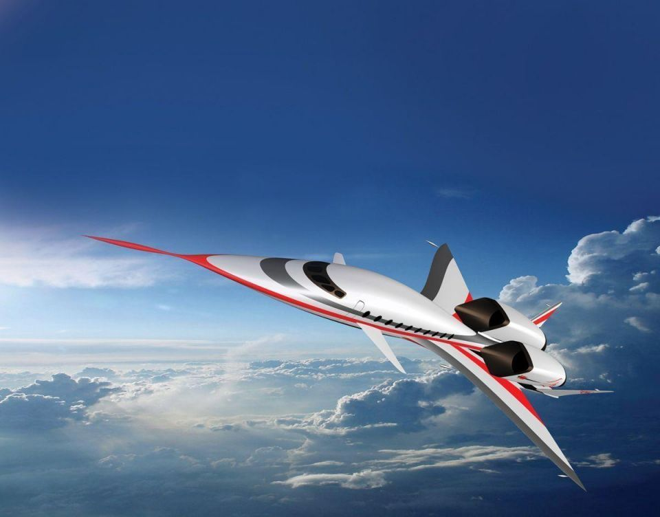 Space race: Hypermach CEO Richard Lugg