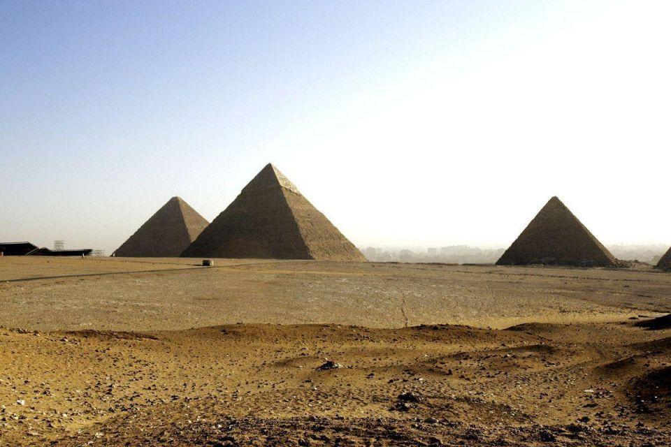Egypt investigates explicit video filmed at the pyramids