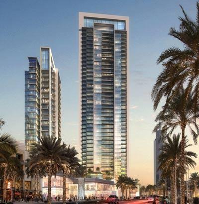 Emaar set to launch sales of luxury BLVD Crescent homes