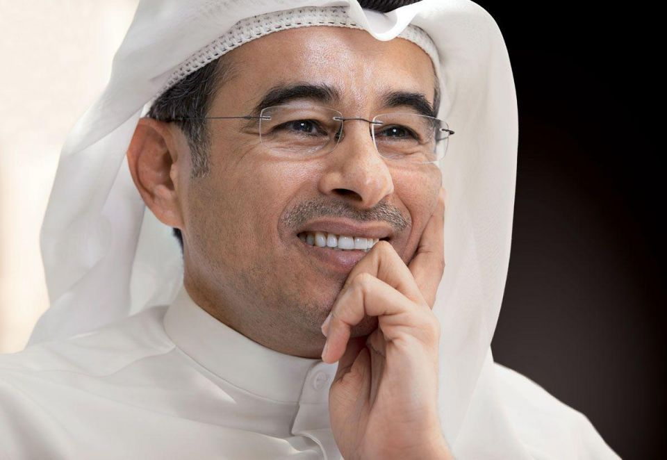 A list full of dollars: Mohamed Alabbar