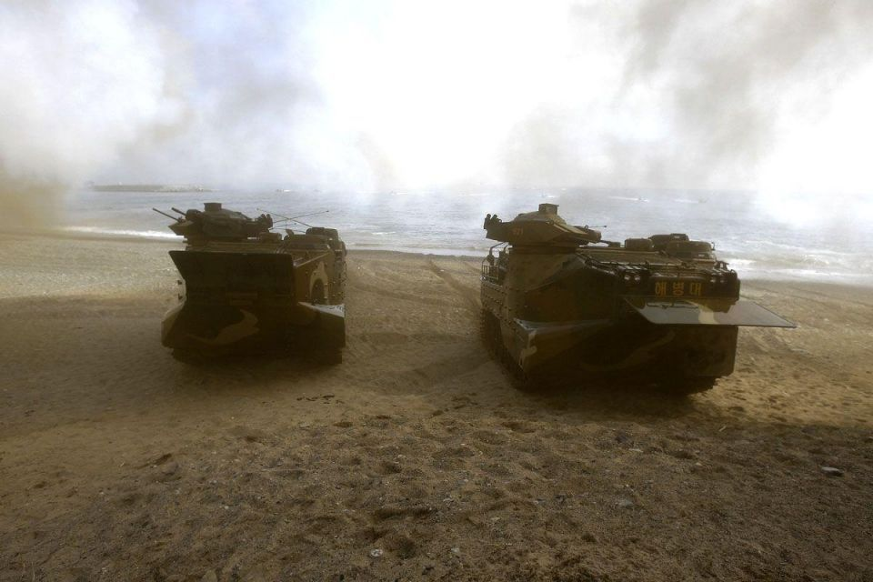 UK military starts $16m expansion of Bahrain complex