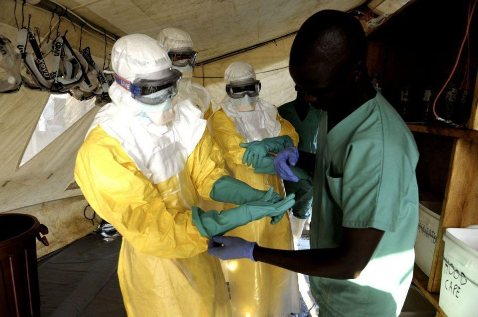WHO warns of Ebola spread
