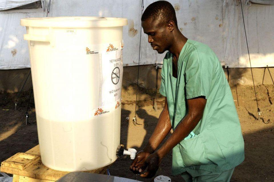 Ebola epidemic in Guinea