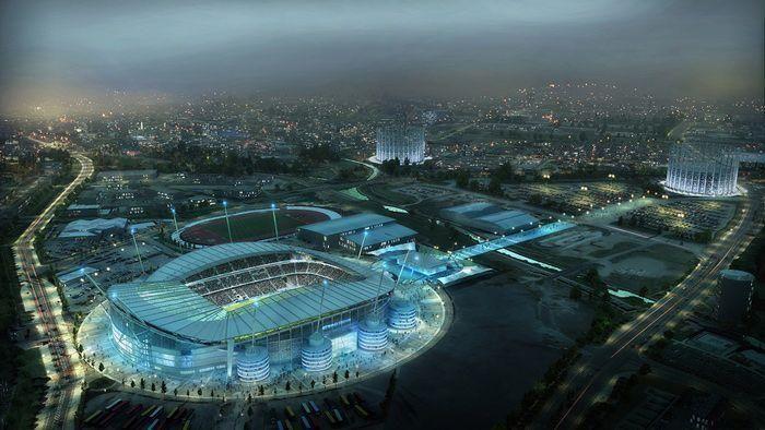 Abu Dhabi's Man City ranked world's sixth richest football club