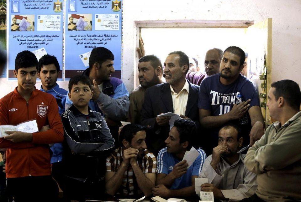 Iraq prepares for election