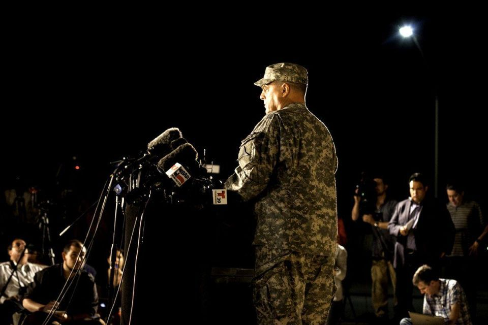 Fort Hood shooting kills three