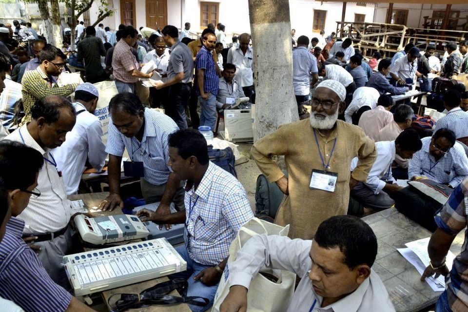 Voting begins in Indian elections