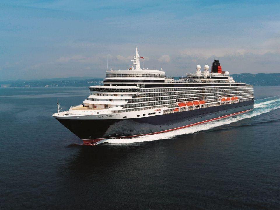 Cunard's Queen Elizabeth set to make Abu Dhabi debut