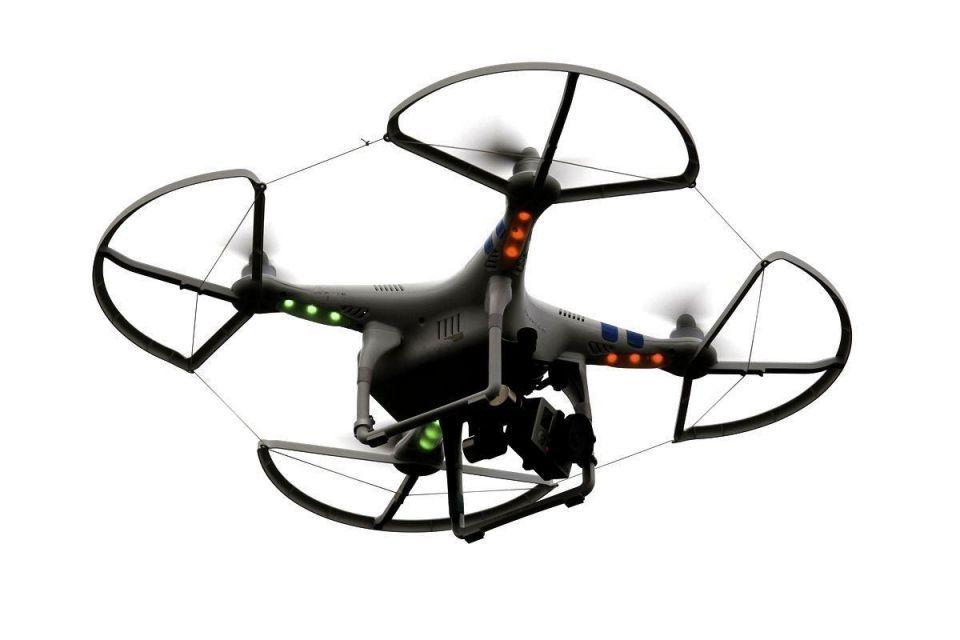Dubai starts using unmanned drones to deliver parcels