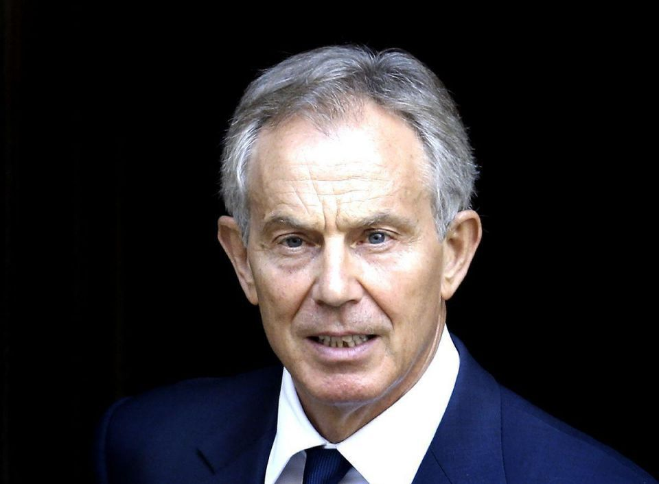 Tony Blair charity accused of links to Muslim Brotherhood