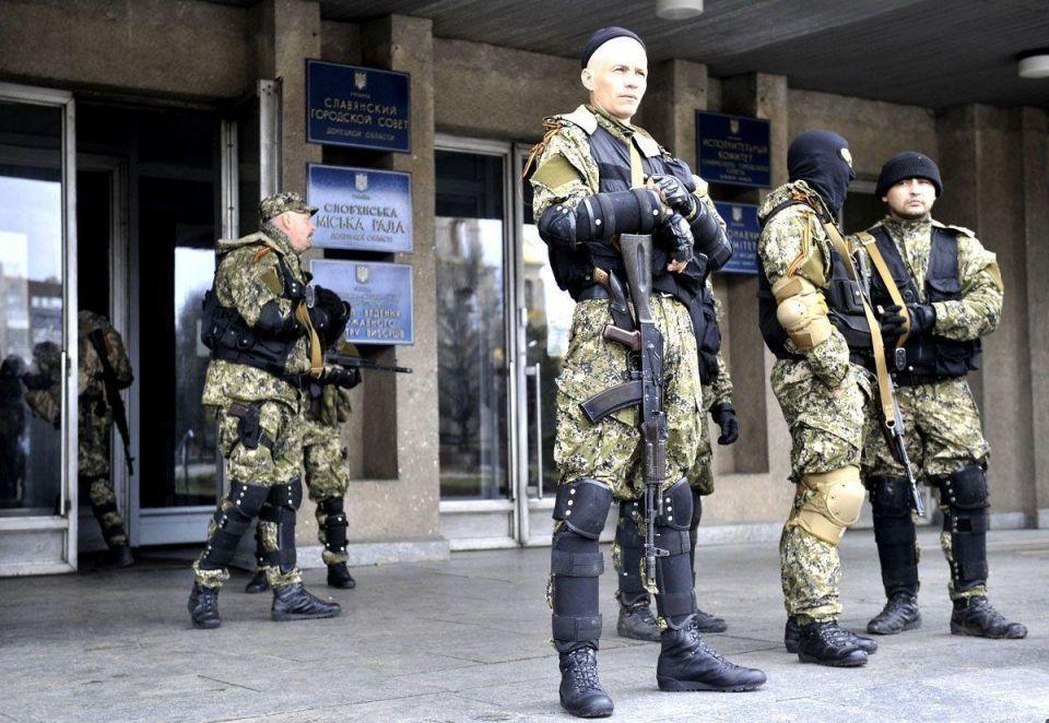 Pro-Russians claim Ukraine victories