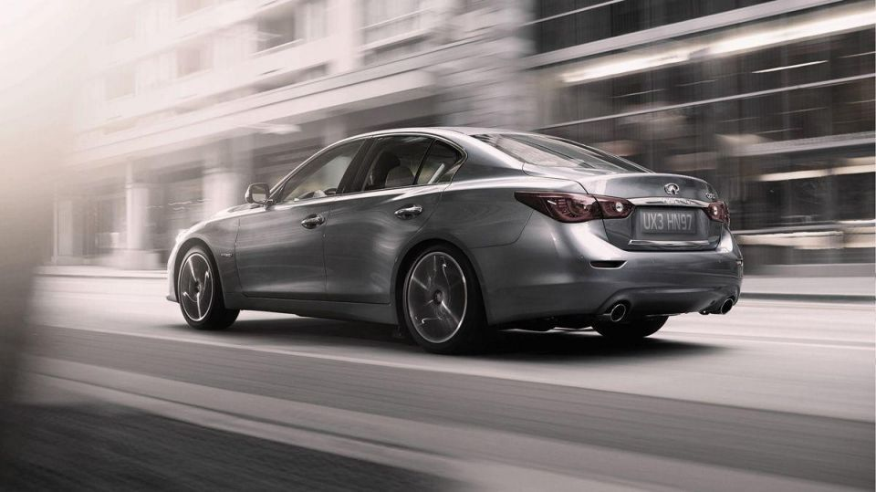 Infiniti hybrid model launches in the MidEast