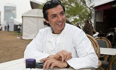 Five minutes with: Jean Christophe Novelli