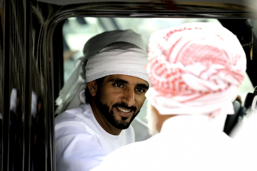 Sheikh Hamdan reaches 2 million followers on Twitter