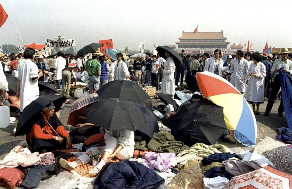 25 years since Tiananmen Square
