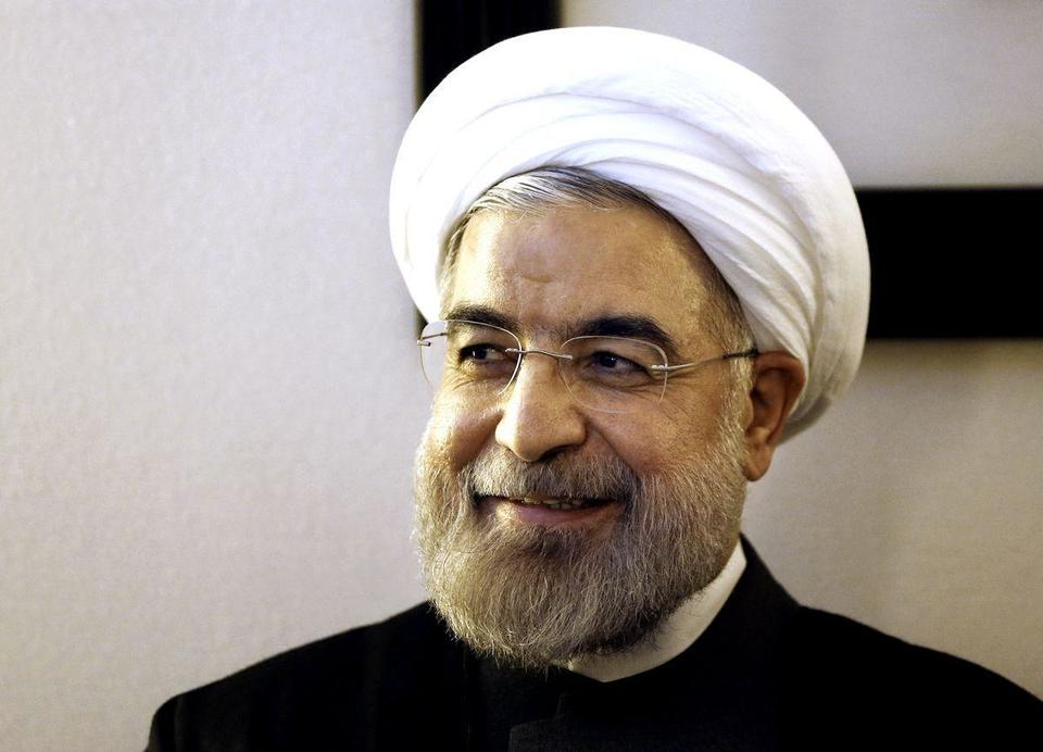 Iran president Rouhani urges huge election turnout