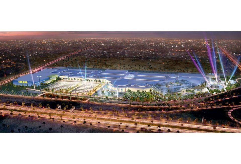 Mall beginnings: Kareem Shamma