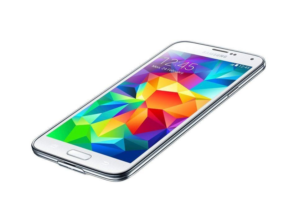 Review: The new Samsung Galaxy S5