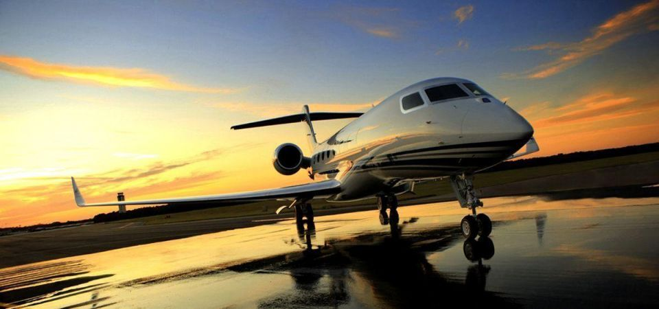 World's fastest private jet offers charter service from Dubai